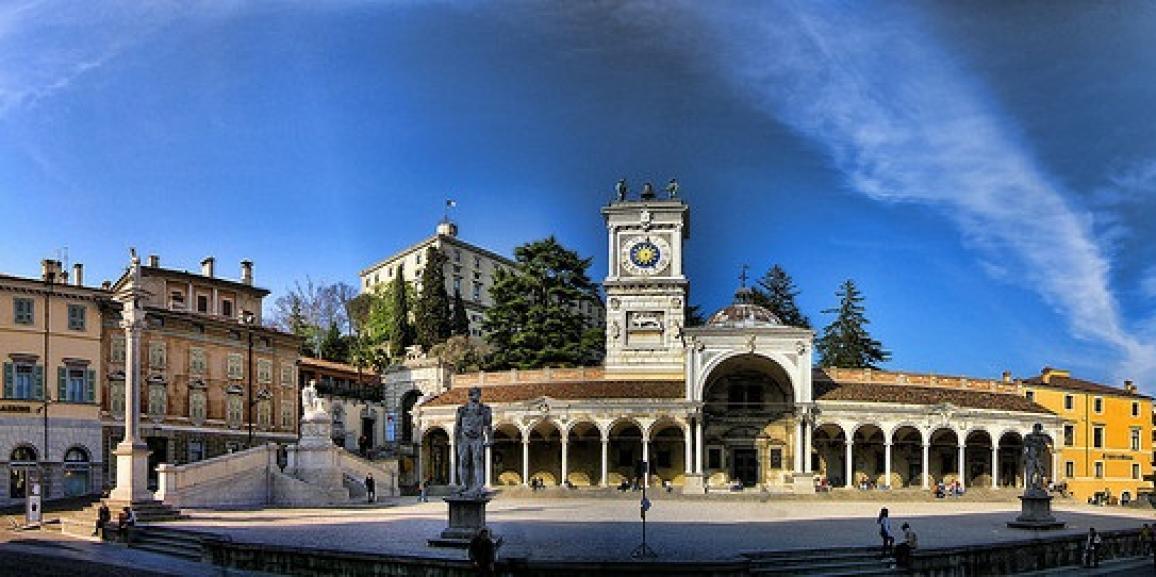 Una visita alle città del Friuli
