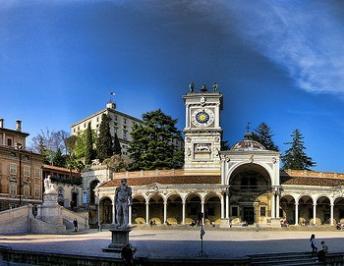 Die Entdeckung Friaul: Triest, Udine und Pordenone.