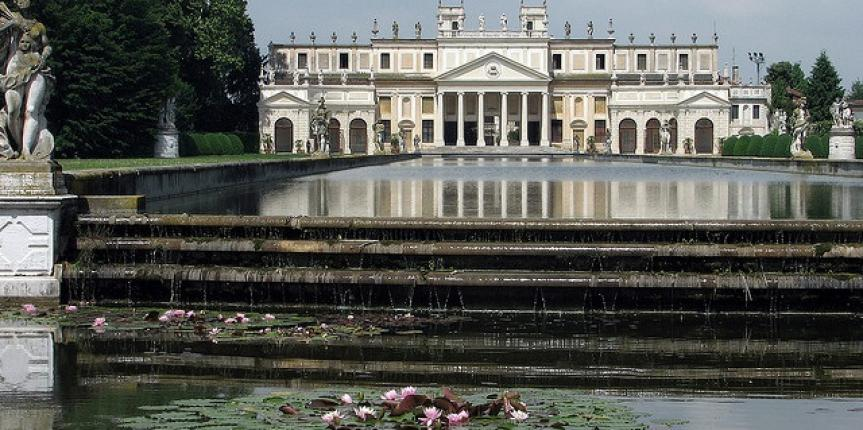 Wille na Brenta: Villa Pisani i Villa Foscari