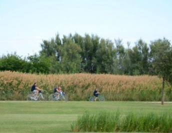 Biking trails in Veneto