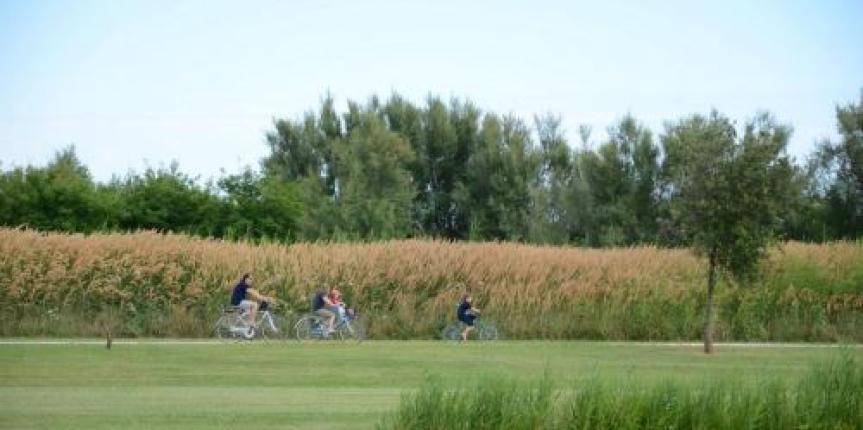 Biking trails in Veneto